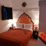  Chambre orange