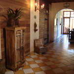  Interior hallway