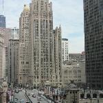 Tribune Tower from Rm. 605