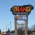 Photo de Island Resort & Casino