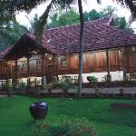 Kerala House at Somatheeram