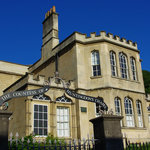 The Countess of Huntingdon's Chapel, home to the Building of Bath Collection