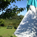 Anglesey Tipi and Yurt Holidays