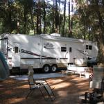 Fort McAllister State Historic Park Campground