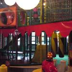  Kids play area at the back of the restaurant