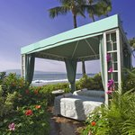Spa Moana Oceanside Couples Cabana