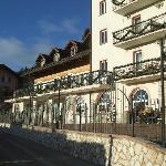 Photo de Hotel Rosalpina