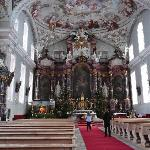 Neustift Catholic church