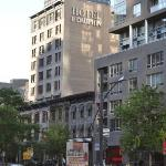 Foto Hotel Dauphin Montreal Downtown