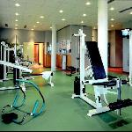 Le fitness center