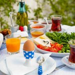 breakfast at Kurabiye