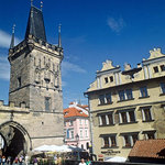 Hotel U Tri Pstrosu (At the Three Ostriches) Prague