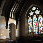 the very beautiful east window