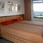 Ocean Suite Sleeping Area