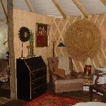  Yurt 1 Interior