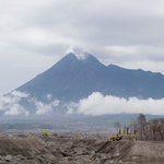 Merapi Volcano
