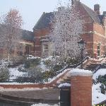  A snowy Brandon House Hotel
