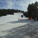 The ski hill.....