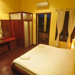The Deluxe Room of Inthira Thakhek