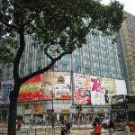 Photo de Park Hotel Hong Kong