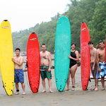 Group Surf Lesson at Marino Ballena National Park