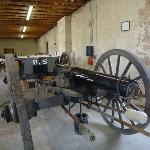 Fort Concho Cannon
