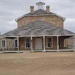 Fort Concho building