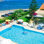 Foto de Petra Beach Hotel and Apartments