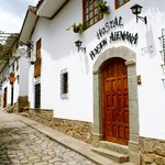 ‪Hostal Pension Alemana‬