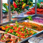  Hotel Flamingo - buffet