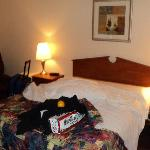 Foto van Americas Best Value Inn Hays