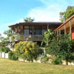  House, verandah and decks