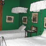 Madewood - Green Bedroom