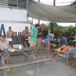 Photo de Asylum Cairns Backpacker Hostel