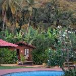 Foto The Fern Gardenia Resort, Canacona