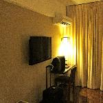 LCD TV in Room