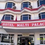 Hotel Malti Palace