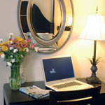 Wi-Fi and business center inclusive with low cost hotel rates!