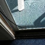 Damage On Sliding Door & Screen