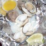 Clams for $7.00