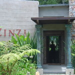 Entrance to Zinzi