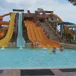 Waterpark just up the road