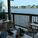 Waterfront dining