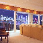  Inside the penthouse