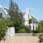  The Guest house at Bovlei