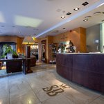 Savoy Boutique Hotel reception