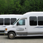 Tour Alaska in first class transportation