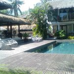 Foto de The Ananyana Beach Resort & Spa