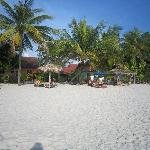Foto van Nadias Inn Beach Resort