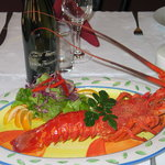 Crayfish cooked to order when available